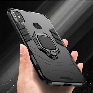 sports shoes fb696 c9266 Details about For Xiaomi Mi 6X 8 Lite Max 2 Redmi 6 Pro Hybrid Magnetic  Stand Ring Case Cover