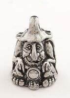 Gnome Guardian® Bell Motorcycle Harley Luck Gremlin Ride