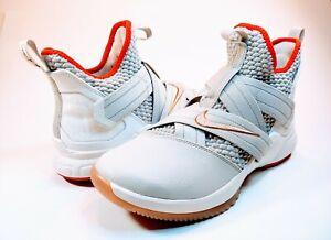 Gum Light 5 Bottom de Bone Talla Nike Trim 9 Lebron Red Soldier Bottom Nuevo 12 hombre Xii qwxxp8IHv