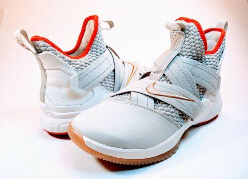 Red Nuevo Bone Trim Lebron 9 Talla de 5 Gum Bottom Soldier 12 hombre Bottom Nike Xii Light wXS0aHHY
