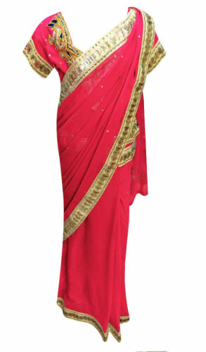Indian girls children Lehenga Saree for Bollywood theme party KIDS Costume 1217