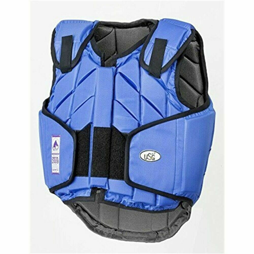USG Eco-Flexi Body Protector - Adult in Royal Blau - Beta Level 3 2009
