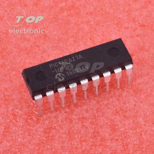 10PCS PIC16F627A-I//P Flash DIP18 20MHz Microchip NEW GOOD QUALITY