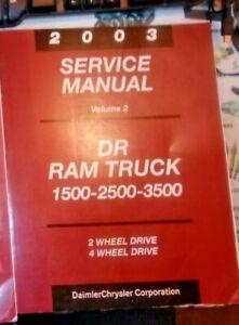 2003 dodge ram 2500 wiring diagram 2003 dodge ram dr 1500 2500 3500 truck wiring diagrams   supplm  2003 dodge ram dr 1500 2500 3500 truck