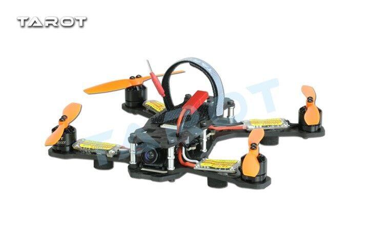 Tarojo Mini 150mm 4-Axis Fibra de Carbono FPV RACING Drone Multicopter RTF-TL150H1