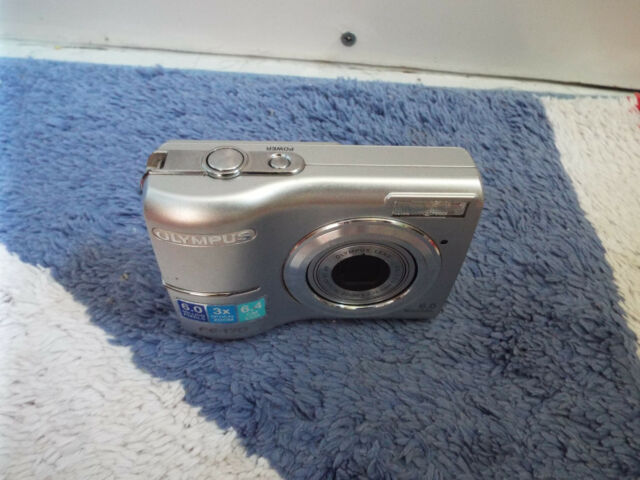 Olympus FE FE-170 6.0MP Digital Camera - Silver