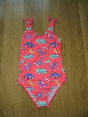 MARKS /& SPENCER PINK MIX SWIMMING COSTUME UPV 50 PROTECTION AGE 6-7 YEARS