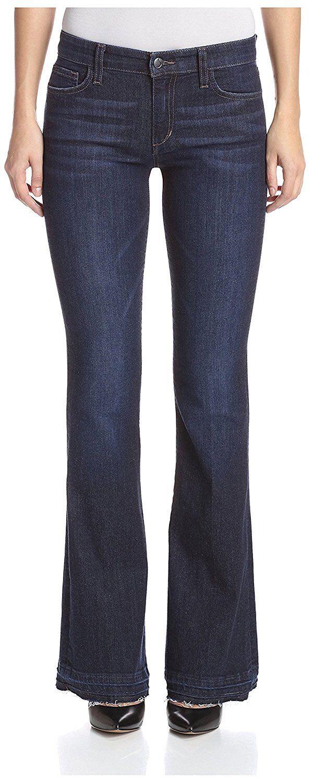 Joe's Jeans Icon Released Hem Mid Rise Flare Pants Jessica 23 24 25 26 27 29 30