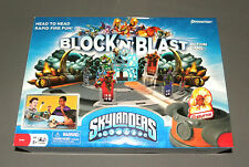 Skylanders Block n Blast Action Board Game Pressman Head to Head Rapid Fire Fun