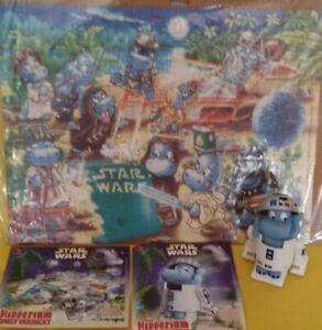 U-Ei-Star-Wars-Hipperium-R2-D2-und-Puzzle-aus-Maxi-Ei-2002-mit-2-BPZ