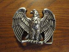 3d American Bald Eagle Belt Buckle