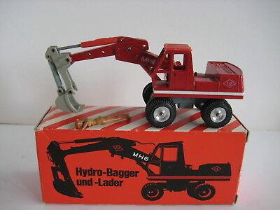 O&k Mh 6 Escavatore Profondamente Cucchiaio Mobile Rw-modello 1:50 Ovp-mostra Il Titolo Originale Alta Qualità