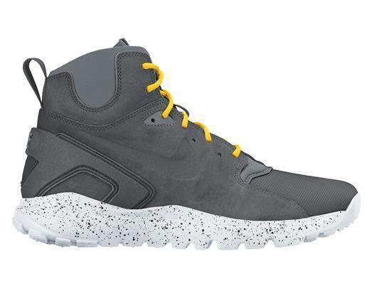 Mens Nike Koth Ultra Mid Dark Grey Trainers 749484 010
