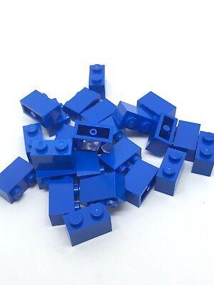 1X2 LEGO DOT LIGHT CLEAR BRICKS LOT OF 25 PARTS #3004 1 X 2