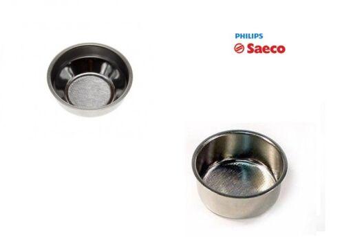 FILTER COFFEE BASKET 1-2 CUP FOR SAECO//PHILIPS PRESSURIZED FILTER HOLDER