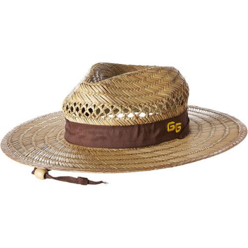 Tan Glacier Glove Sonora Straw Hat
