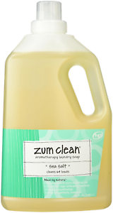 Zum Sea Salt Clean Laundry Soap 64 Oz 1 Count