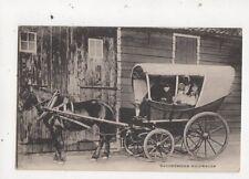 Walchersche Muifwagen Netherlands Vintage Postcard 697a