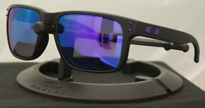 f7332a4cd1d oakley holbrook julian wilson pro model matte black violet iridium ...