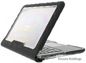 Gumdrop-DT-DL3380-BLK-DropTech-Case-for-Dell-Chromebook-3380-and-Latitude-3380