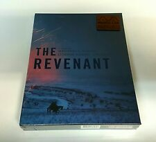 THE REVENANT Blu-ray STEELBOOK [MANTA LAB] FULLSLIP [HONG KONG] [#559/1200] OOP
