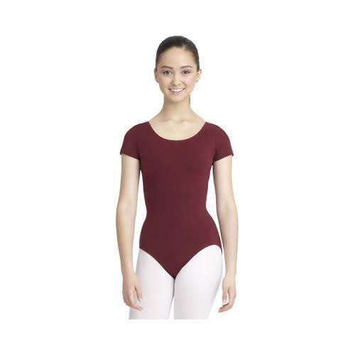 12477a456 Buy Capezio Dance Short Sleeve Girl s Leotard Cc400c L Black online ...