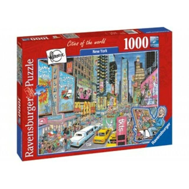 Ravensburger New York Puzzle 1000pc