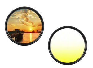 Dhd-Digital-Branded-49mm-Color-Graduated-Filters-Yellow-Screen-49-Mm
