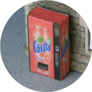 OO-SCALE-GAUGE-ORANGE-FANTA-VENDING-MACHINE-FOR-HORNBY-MODEL-RAILWAY-STATION
