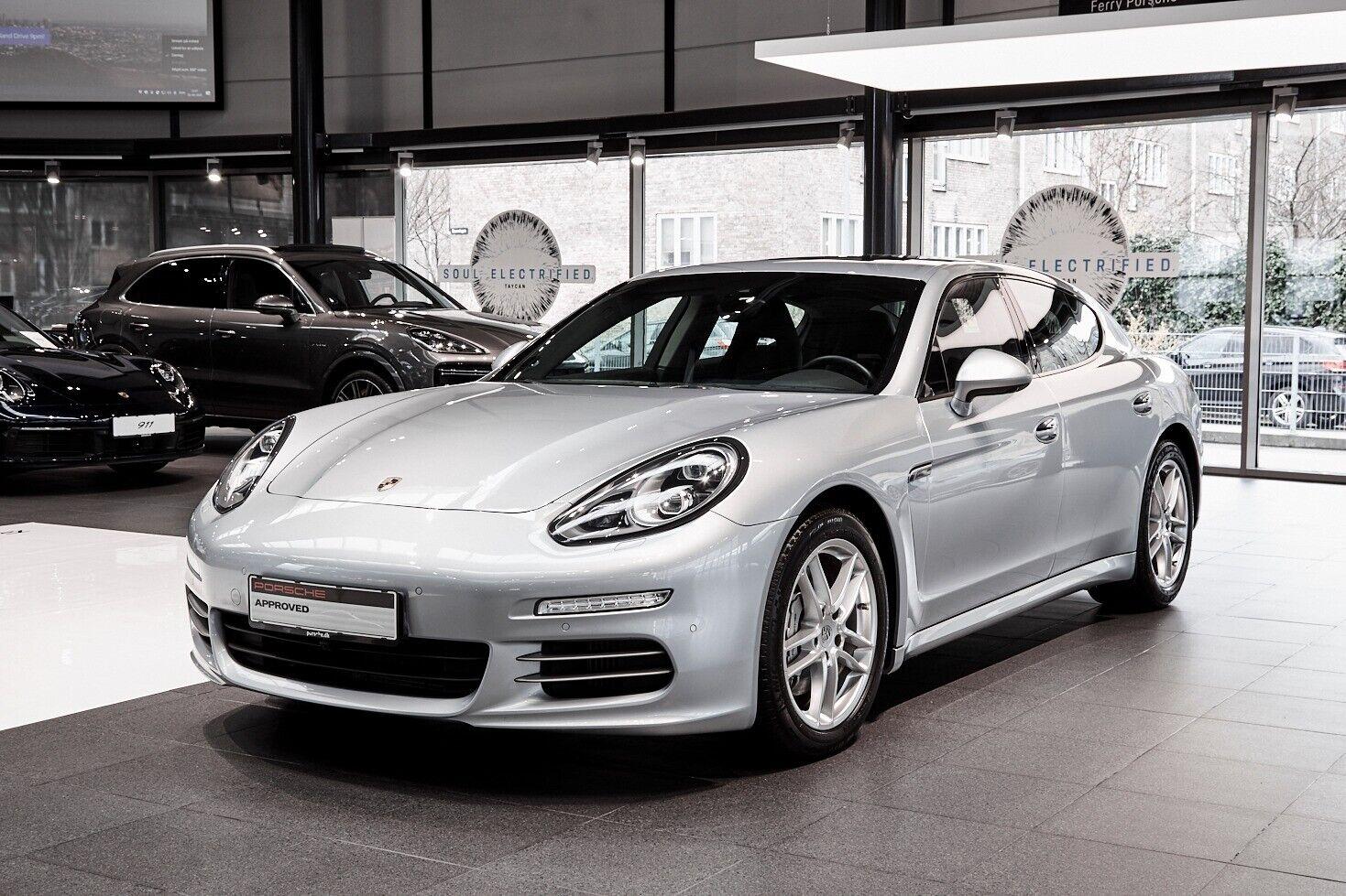 Porsche Panamera 4S 3,0 PDK 5d - 5.081 kr.