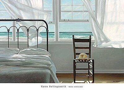 The Dream Of Water By Karen Hollingsworth 36x24 Coastal Art Print 786024925498 Ebay