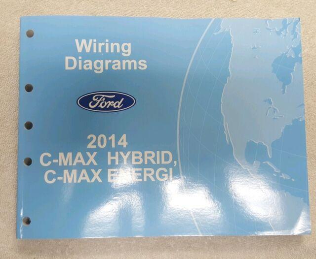 2014 Ford C Energi Wiring Diagram Manual