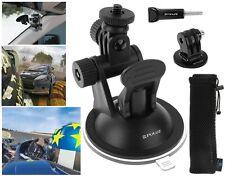 Ventosa Supporto Per Auto supporto Adattatore Montaggio+Borsa Deposito