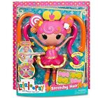 Lalaloopsy Stretchy Hair Doll Whirly Stretchy Locks Ages 4+ New Toy Pretend Play