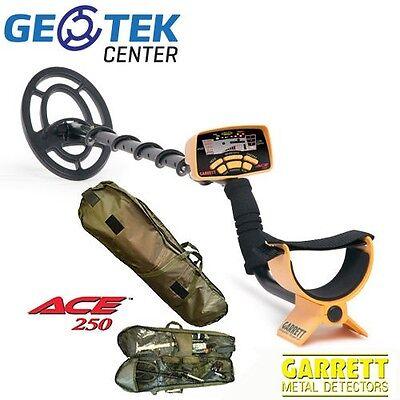 Zaino Traking Metal Detector Garrett Ace 250