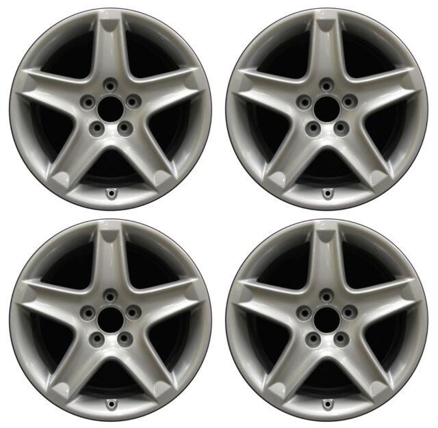 "17"" Acura TL 2004 2005 Factory OEM Rim Wheel 71733 71810"