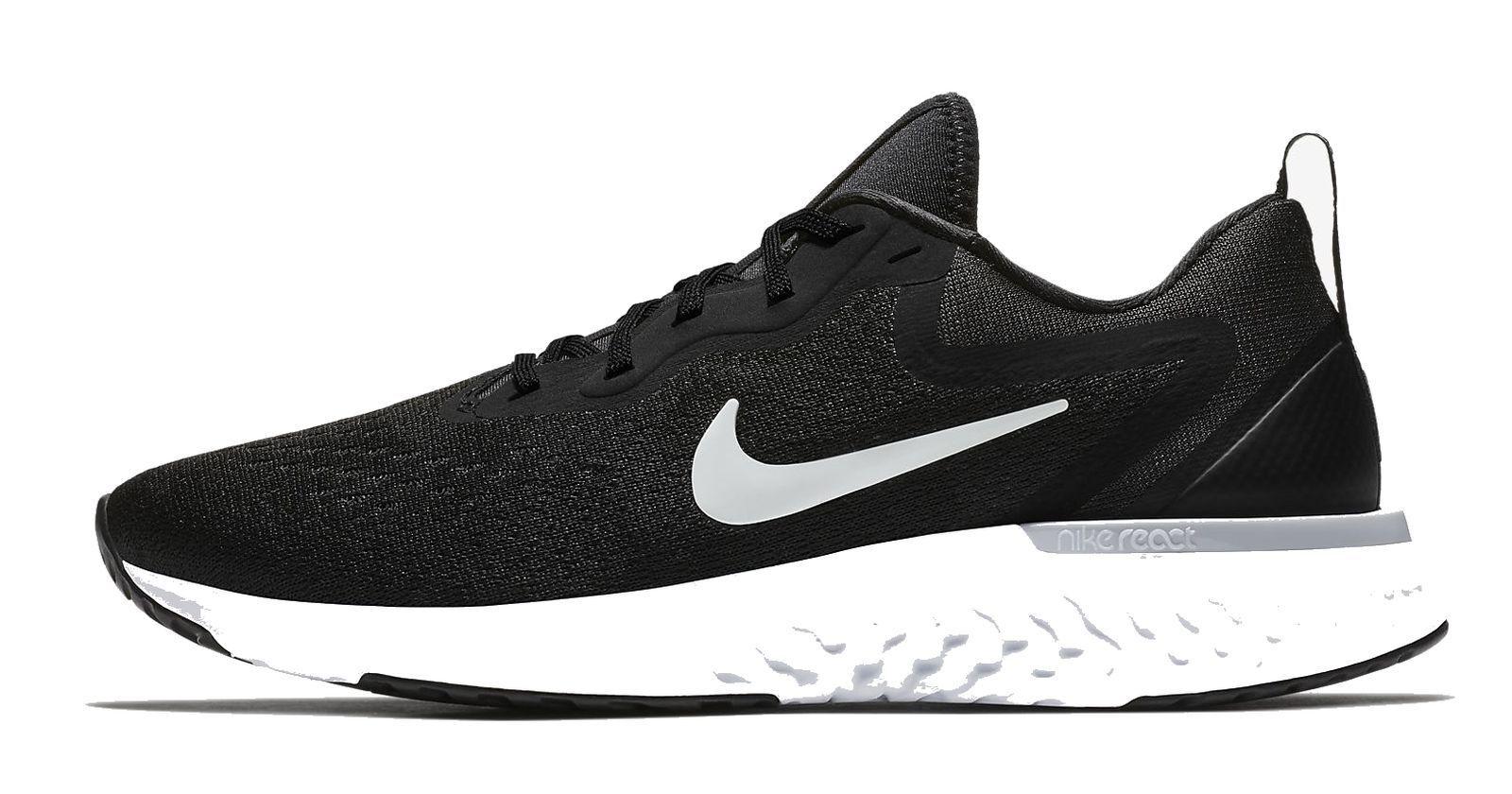 Nike señora mentecato wmns wmns wmns nike Nike odyssey react W blancoo negro 535c02