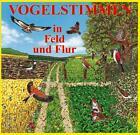 Vogelstimmen 2 in Feld und Flur. CD von Andreas Schulze und Alfred Werle (2010)