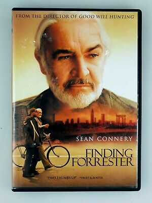 Finding Forrester Widescreen Dvd Sean Connery F Murray Abraham Rob Brown 683904534071 Ebay