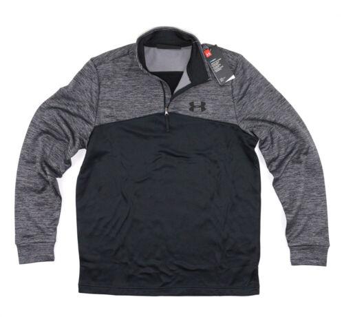 Under Armour unisex Cold Gear Fleece chaqueta sudadera 1286334 suéter talla s