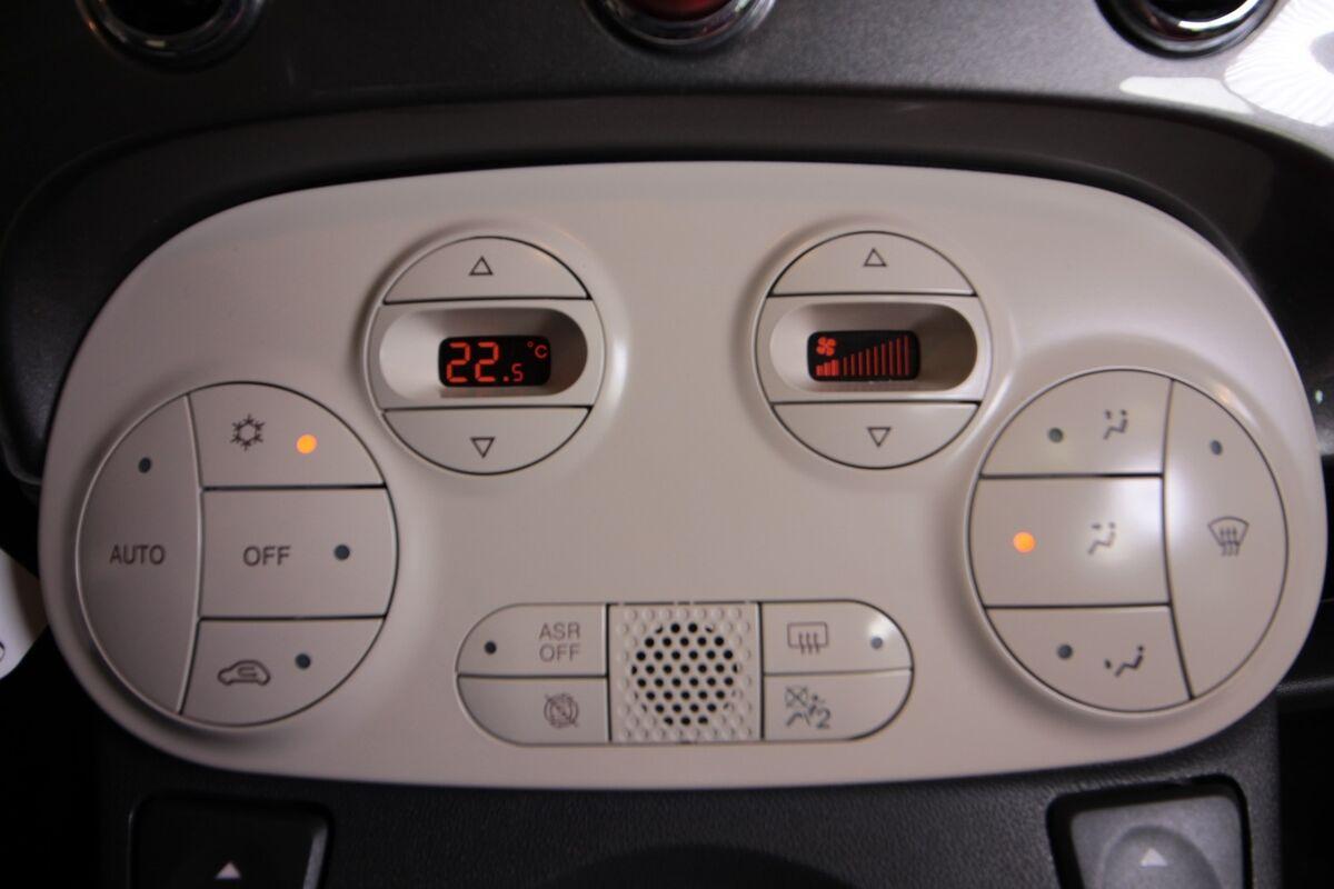 Fiat 500 0,9 TwinAir 80 Fashion