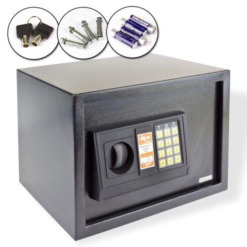 Möbeltresor Wandtresor Tresor Möbelsafe Safe Digital 22 Liter 35x25x25 cm NEU