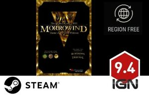 Elder-Scrolls-3-Morrowind-GOTY-PC-Steam-Download-Key-FAST-DELIVERY