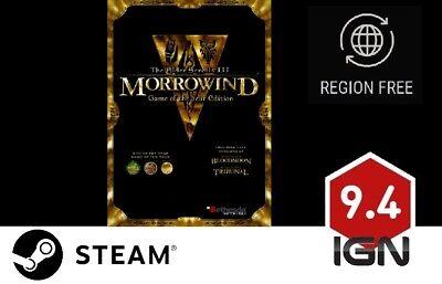 download morrowind goty free