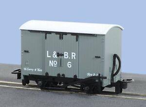 Peco-GR-220D-OO-9-Gauge-L-amp-B-Box-Van-No-6