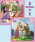 Rapunzel and the Golden Rule/Jasmine and the Two Tigers by Barbara Bazaldua (Paperback / softback)