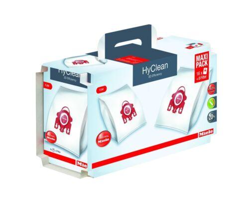 ORIGINALE Miele Maxi Pack FJM HYCLEAN 3d per Miele S 6240 ECOLINE
