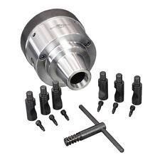 High Precision Adjustable 5c 5 C Collet Chuck D1 5 Mount For Metal Lathe
