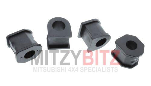 Front Anti Roll Sway Bar Bush Kit for Mitsubishi L200 K74 K76 K77 D//Cab
