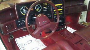 1987 Cadillac Allante Pininfarina